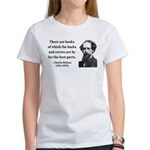 Charles Dickens 22 Women's T-Shirt