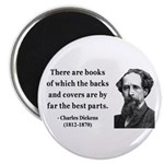 Charles Dickens 22 Magnet