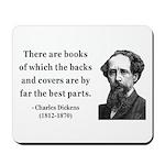 Charles Dickens 22 Mousepad