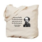 Charles Dickens 22 Tote Bag