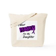 I Wear Purple 8 (Daughter) Tote Bag