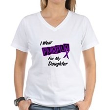 I Wear Purple 8 (Daughter) Shirt