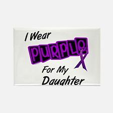 I Wear Purple 8 (Daughter) Rectangle Magnet