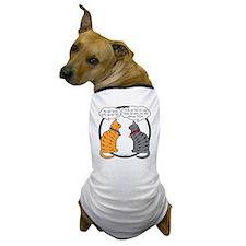 CAT CHAT 1 Dog T-Shirt