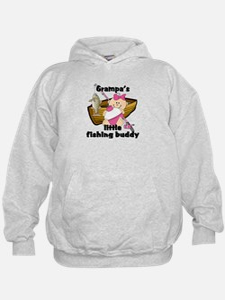 Grampa's Fishing Buddy Hoodie