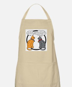 CAT CHAT 1 BBQ Apron