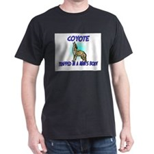 Coyote Trapped In A Man's Body T-Shirt