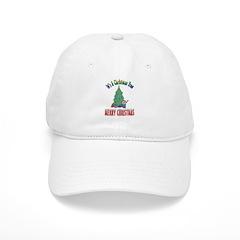 Christmas Tree Baseball Cap