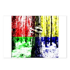 Tree Hugger Postcards (Package of 8)