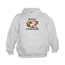 PopPop's Fishing Buddy Hoodie