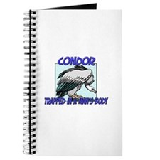 Condor Trapped In A Man's Body Journal