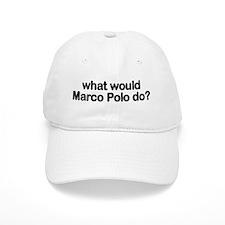 Marco Polo Baseball Cap