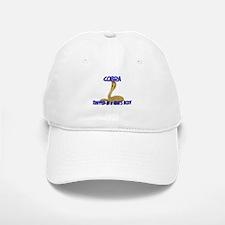 Cobra Trapped In A Man's Body Baseball Baseball Cap