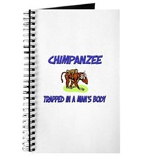 Chimpanzee Trapped In A Man's Body Journal
