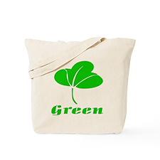 Go Green Swaying Tree Reusable Tote Bag
