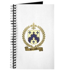 BARIAULT Family Crest Journal