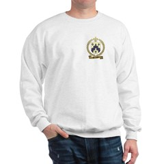 BARIAULT Family Crest Sweatshirt