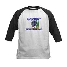 Cassowary Trapped In A Man's Body Tee