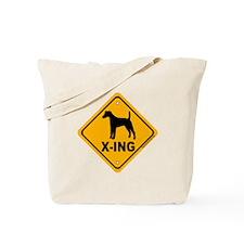 S.F.T. X-ing Tote Bag