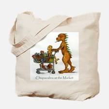 Chupi Shopping Tote Bag