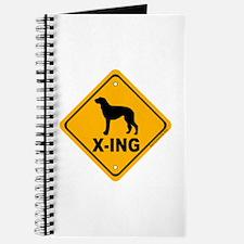 Deerhound X-ing Journal