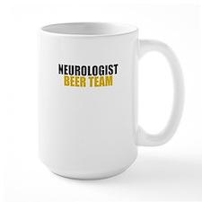 Nuerologist Beer Team Mug