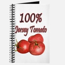 Jersey Girl Jersey Tomato Journal