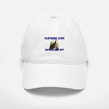 California Quail Trapped In A Man's Body Baseball Baseball Cap