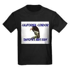 California Condor Trapped In A Man's Body T