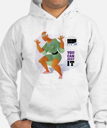 Cancer Survivor: You Can Be It Hoodie