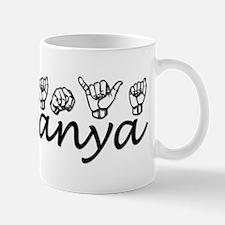 Tanya Mug