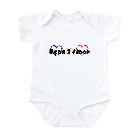 Born 2 Scrap - Infant Creeper