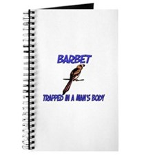 Barbet Trapped In A Man's Body Journal