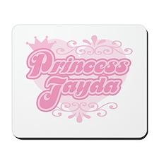 """""""Princess Jayda"""" Mousepad"""