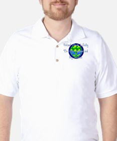 Get Abducted By Aliens Golf Shirt