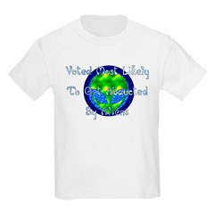 Get Abducted By Aliens T-Shirt