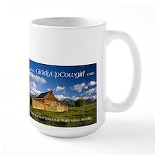 Giddy Up Cowgirl Mug