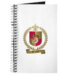BASQUE Family Crest Journal