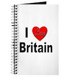 I Love Britain Journal