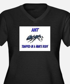 Ant Trapped In A Man's Body Women's Plus Size V-Ne