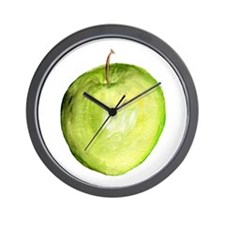 organic food Wall Clock
