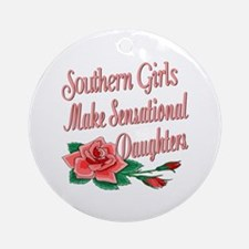 Sensational Daughters Ornament (Round)