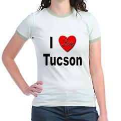 I Love Tucson Arizona T