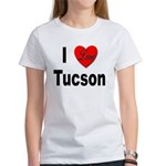 I Love Tucson Arizona (Front) Women's T-Shirt