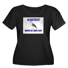 Albatros Trapped In A Man's Body T