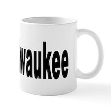 I Love Milwaukee Wisconsin Mug
