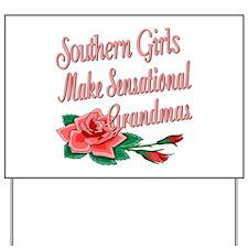 Sensational Grandmas Yard Sign