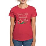 Sensational Wife Women's Dark T-Shirt