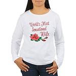 Sensational Wife Women's Long Sleeve T-Shirt