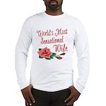 Sensational Wife Long Sleeve T-Shirt